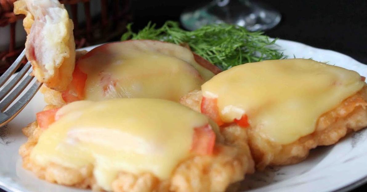 Филе пангасиуса картошка рецепт