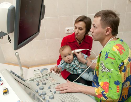 Гідроцефалія у новонародженого