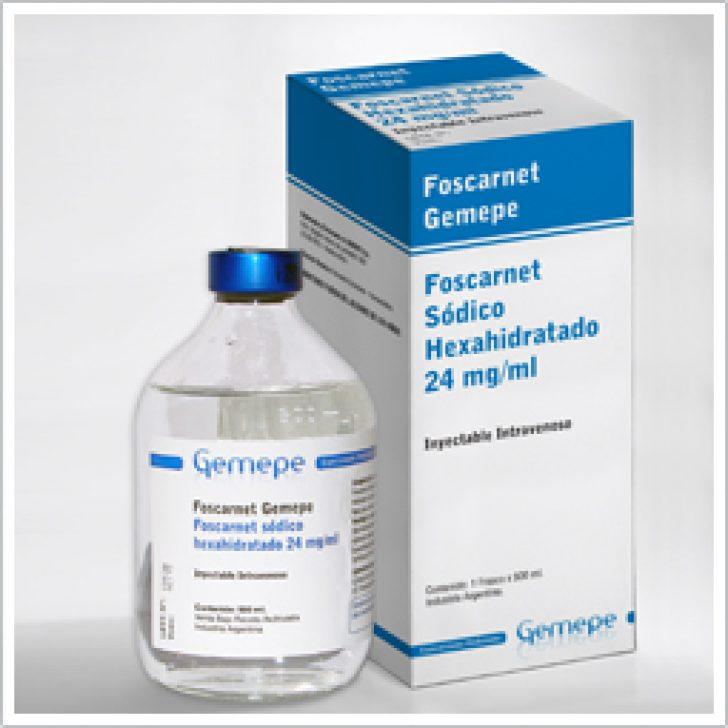 препараты для лечения цитомегаловируса