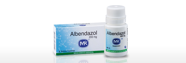 Albendazol