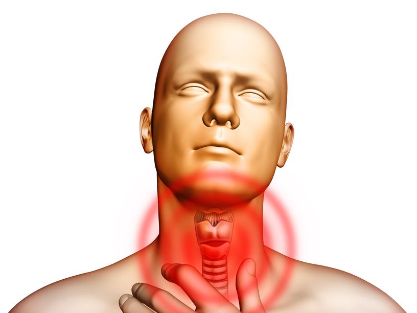 боль при глотании в горле