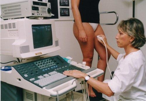 Диагностика тромбоза вен