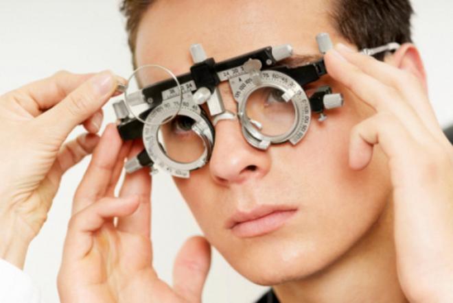 Дети с нарушением зрения диагностика и коррекция