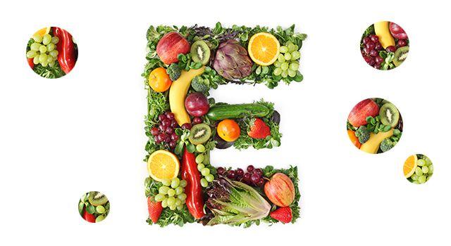 витамин Е препятствует