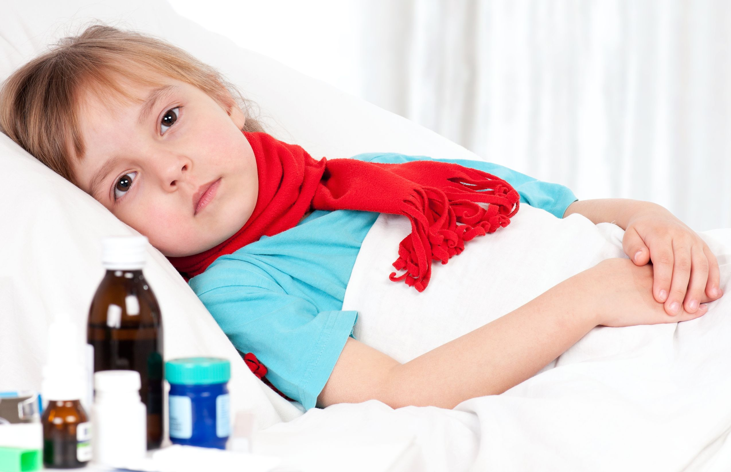 Методы лечения бронхита у детей
