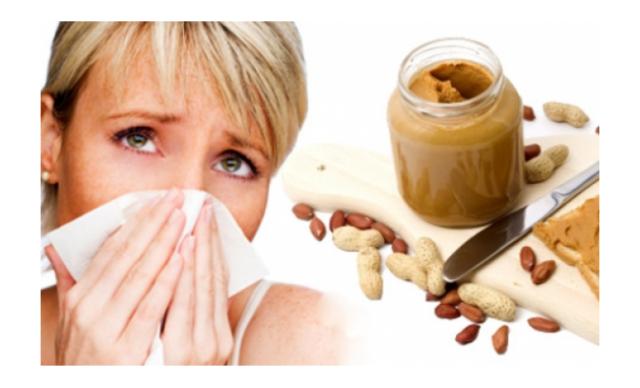 аллергия на продукты питания на коже фото