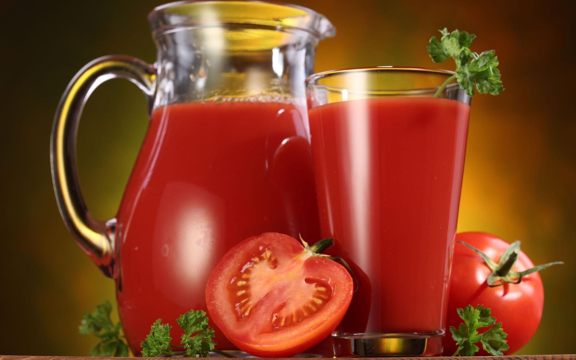 Томатный сок полезные свойства