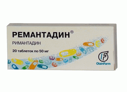 официальная инструкция ремантадин img-1