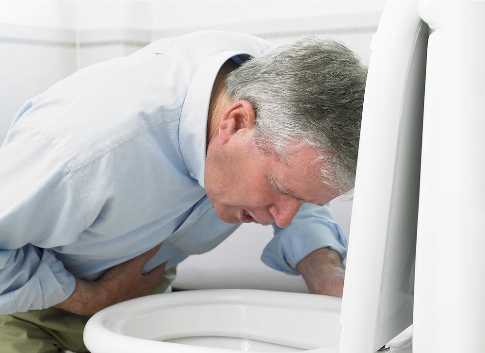 Другие заболевания органов брюшной полости, дающие рвоту
