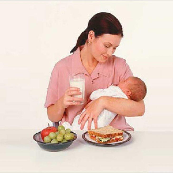 Что есть кормящей матери чтобы похудеть