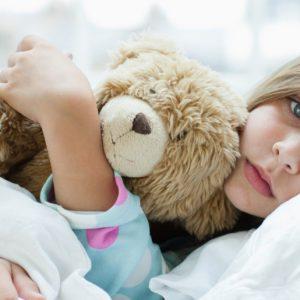Как лечить грипп у ребенка