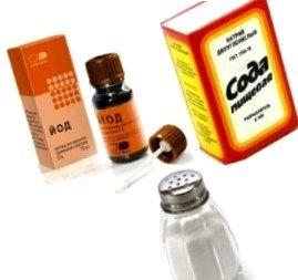 Препараты йода