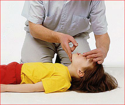 Особенности сердечно-легочной реанимации у детей