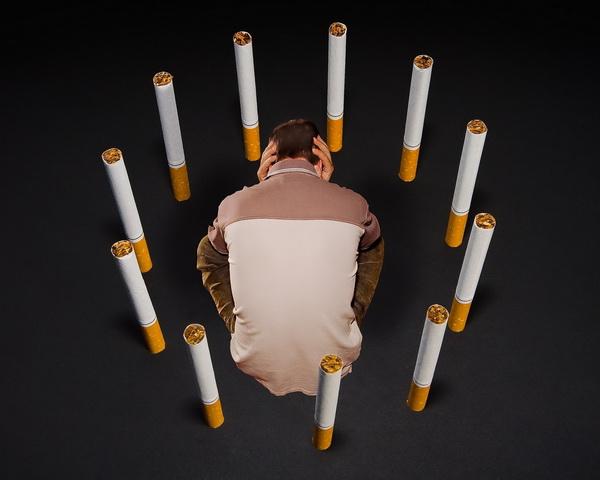 Формирование никотиновой зависимости
