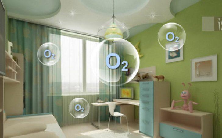 Как сделать воздух в комнате чистым