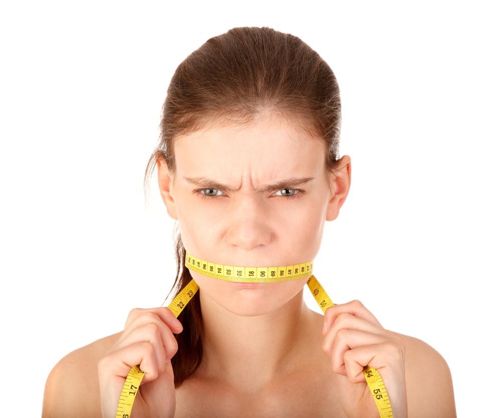 Причины и симптомы развития анорексии