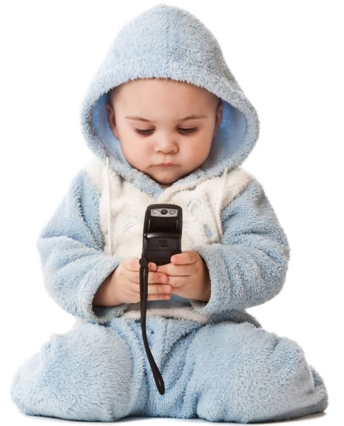 Нужен ли мобильный телефон дошкольнику