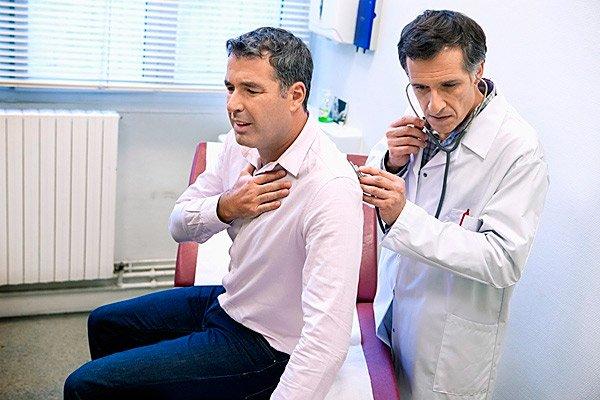 Патологии сердечно-сосудистой системы как причины одышки