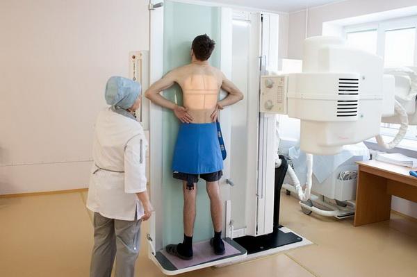 Рентген и флюорография легких