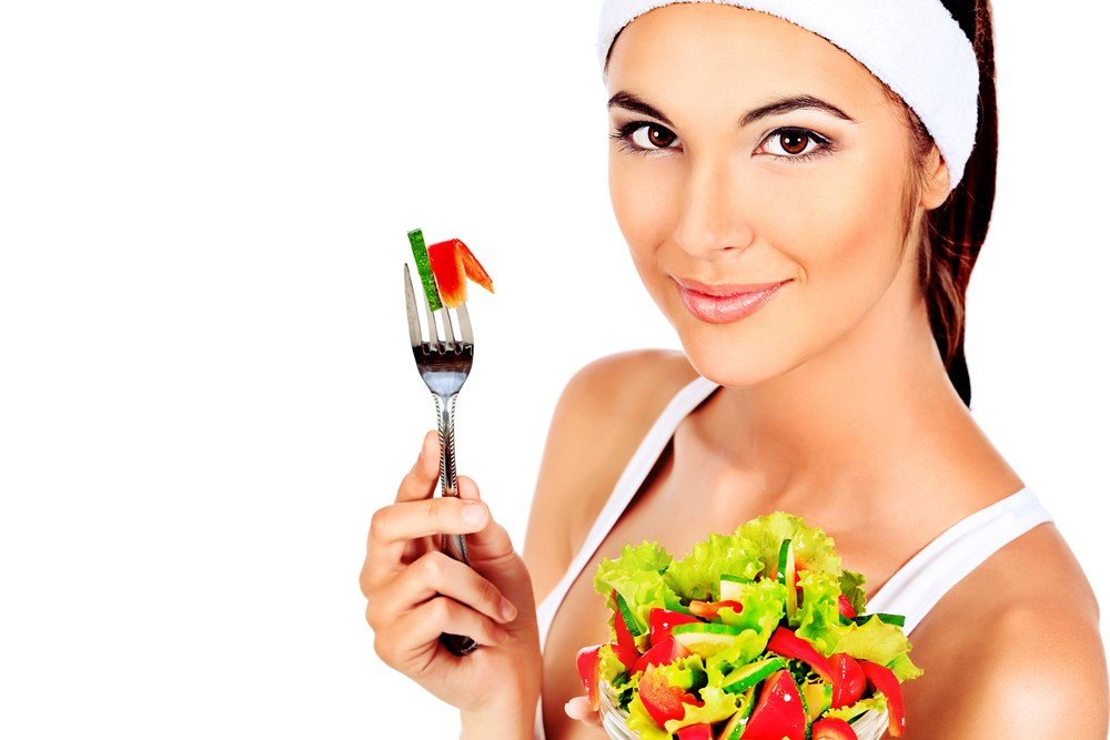 Попробуйте вегетарианскую диету