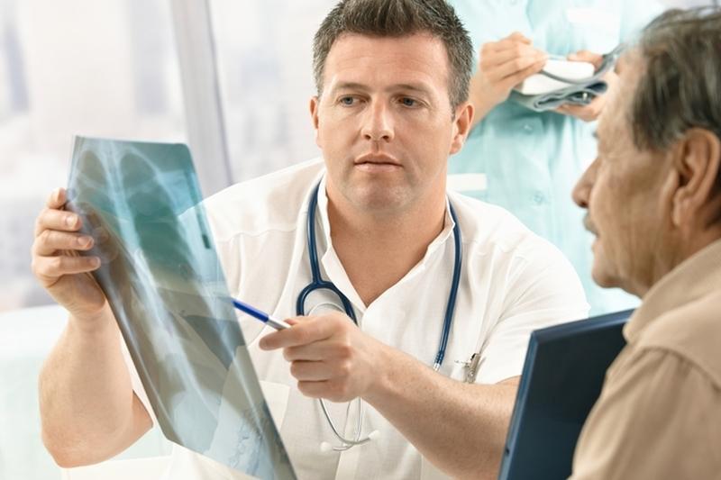 Лечение рака легких и питание при раке