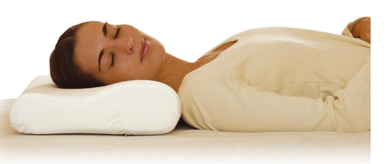 На какой подушке мы спим