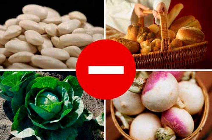 Гречневая диета проблемы газообразование