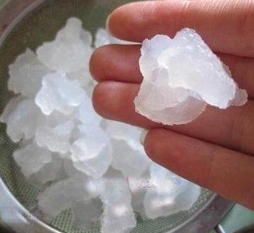 Соль морская и поваренная в лечении грибка ногтей на ногах