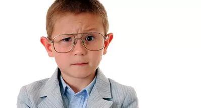 Ношение очков не ухудшает зрение