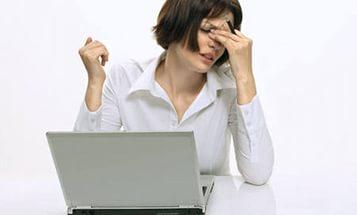 Компьютер не портит зрение