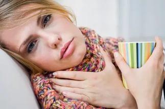 щадящая диета при заболевании горла