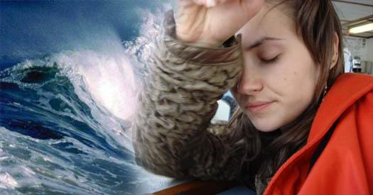 Симптомы морской болезни