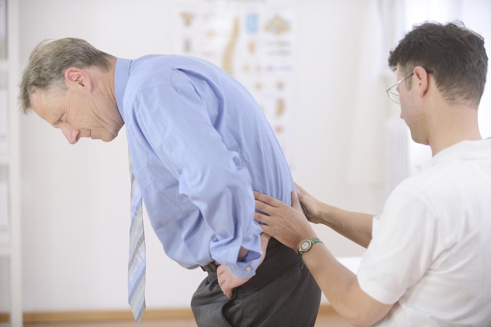 Грыжи межпозвоночных дисков: симптомы и лечение