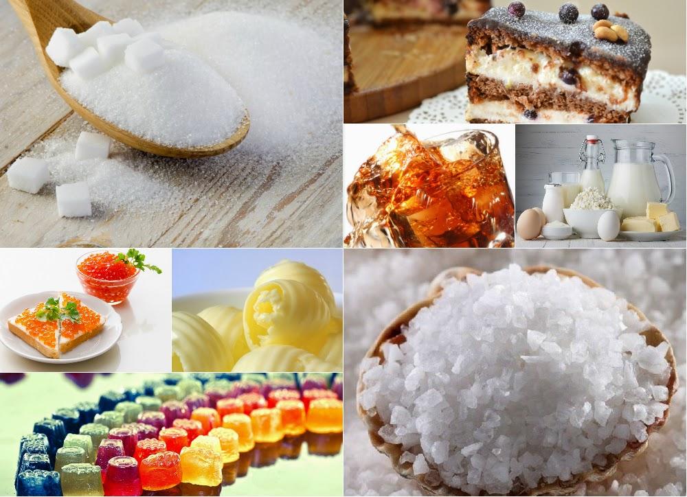 Вредные натуральные продукты