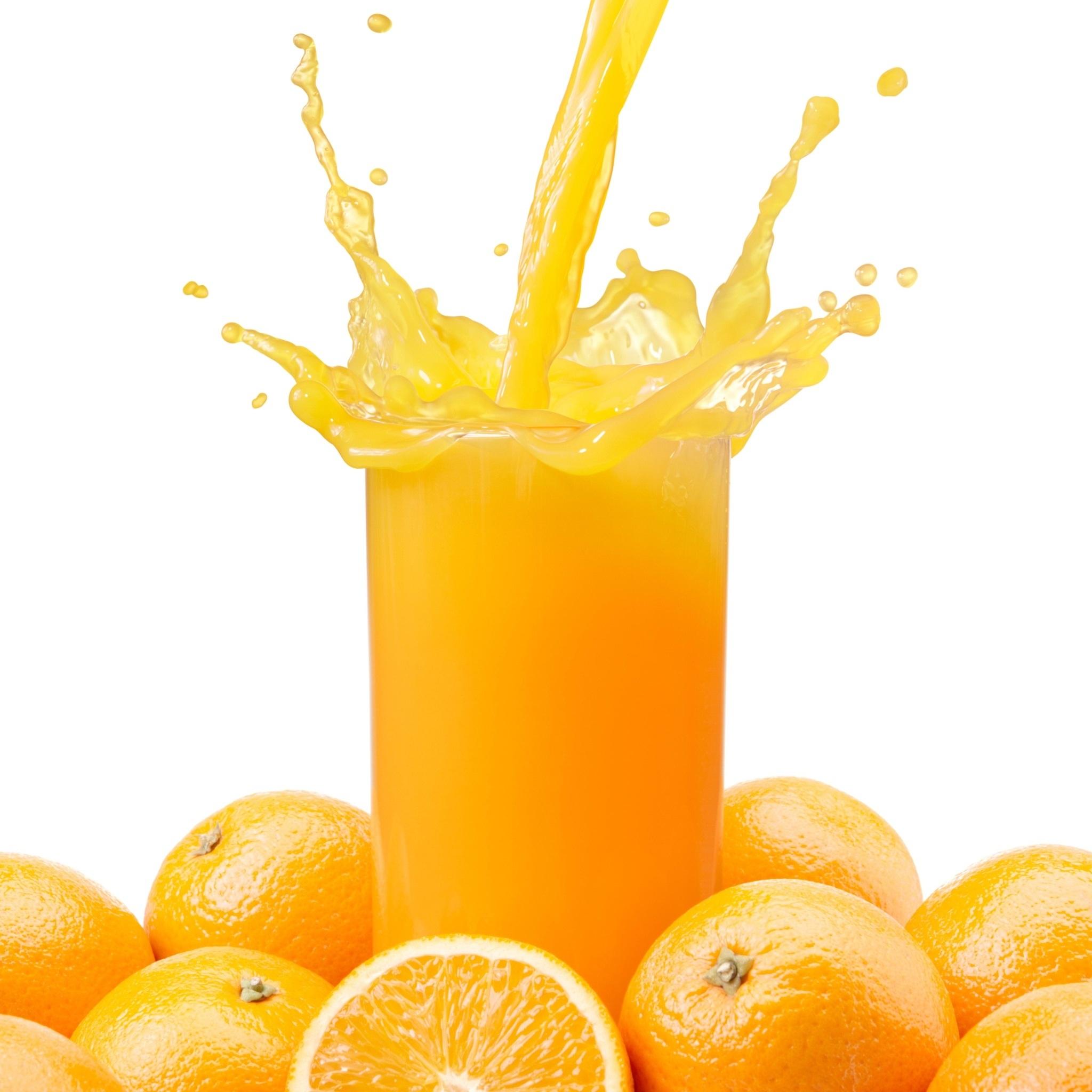 Полезные свойства апельсинового фреша