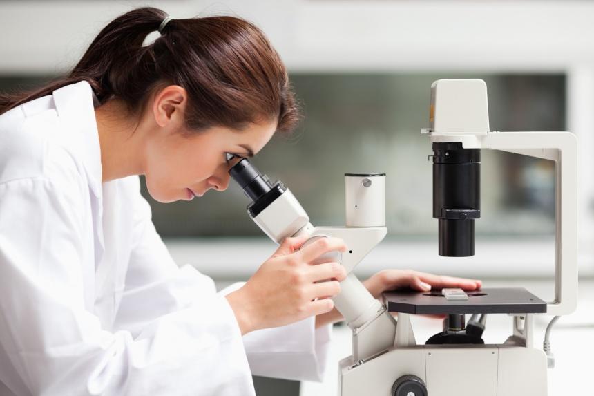 Какой материал применяется для цитологического исследования?
