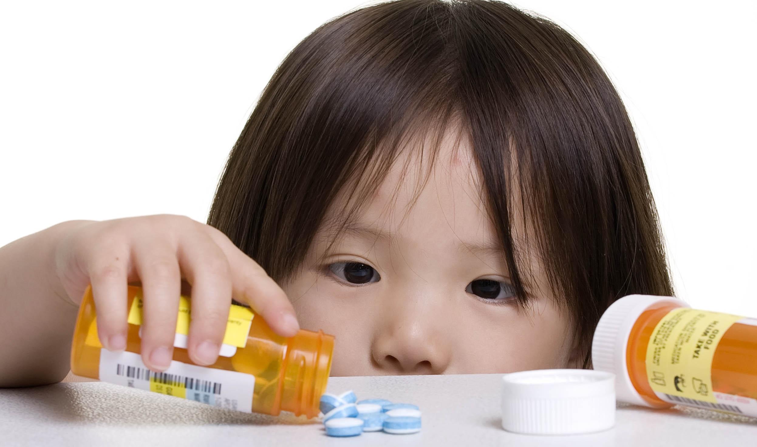 Медикаментозные седативные препараты для детей
