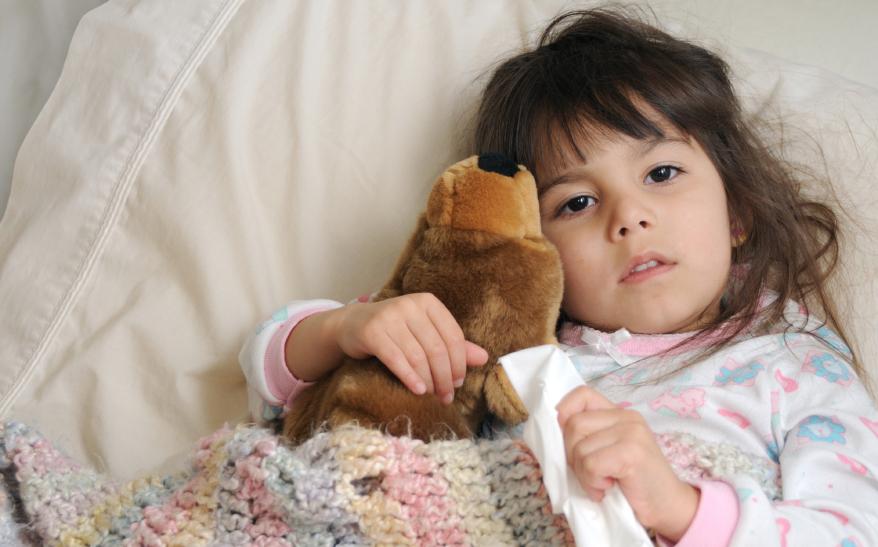 Судороги ног у детей в ночное время