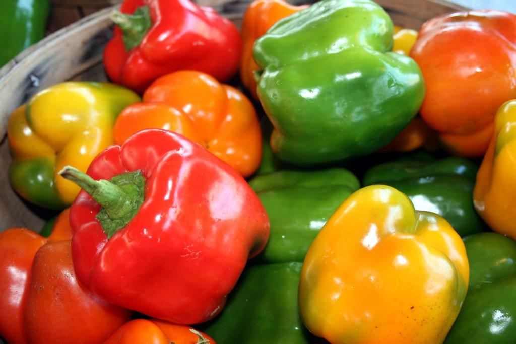 Химический состав болгарского перца