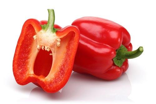 Красный болгарский перец