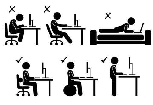 Здоровье за компьютером