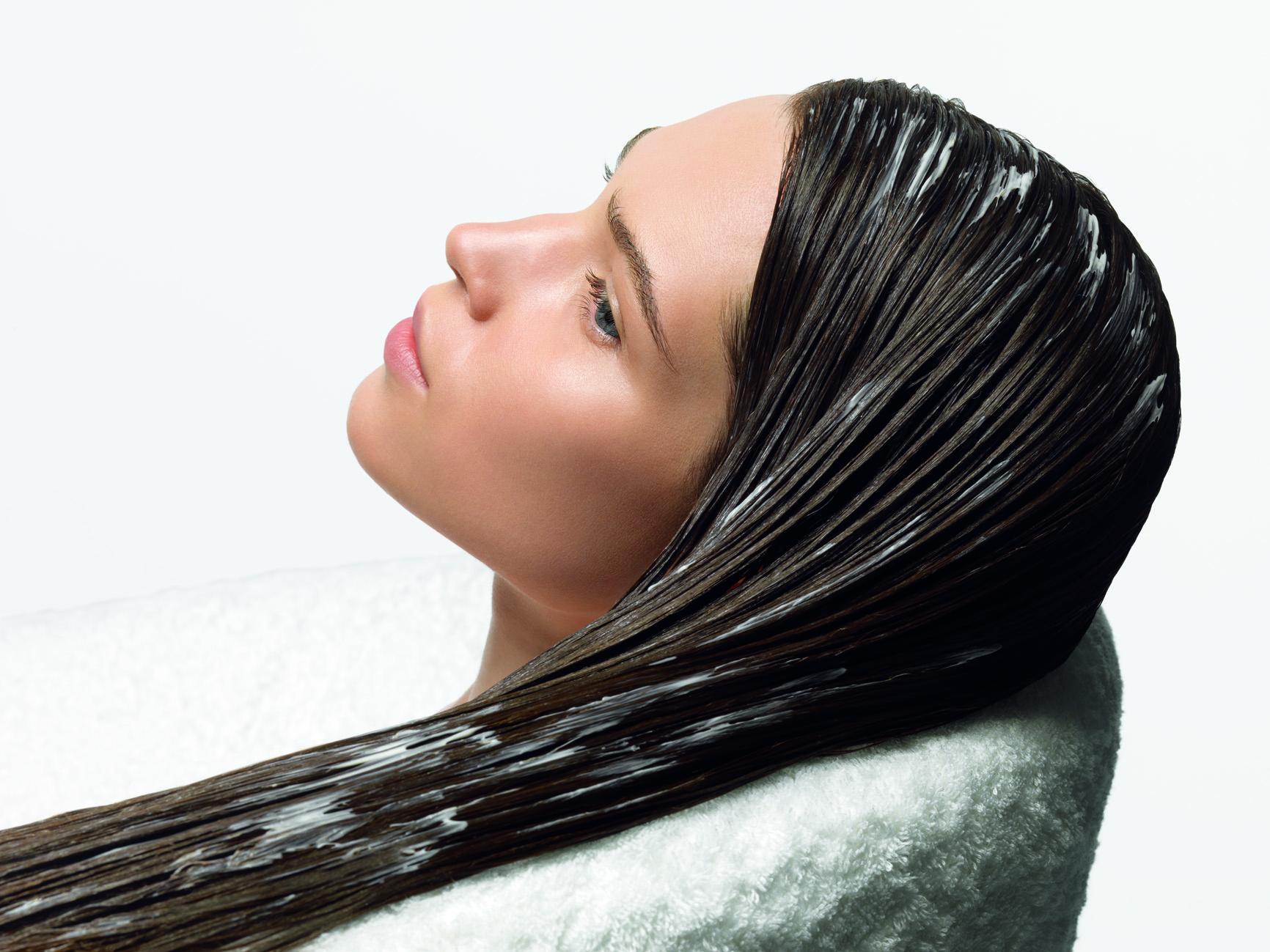 Лечебные маски для придания волосам объема