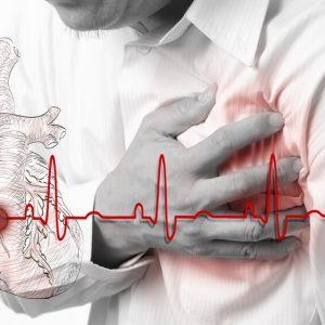 Опасность инфаркта, перенесенного на ногах