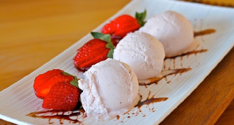 Полезные свойства мороженого