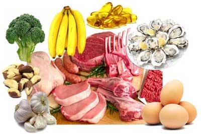 Питание и гормон роста