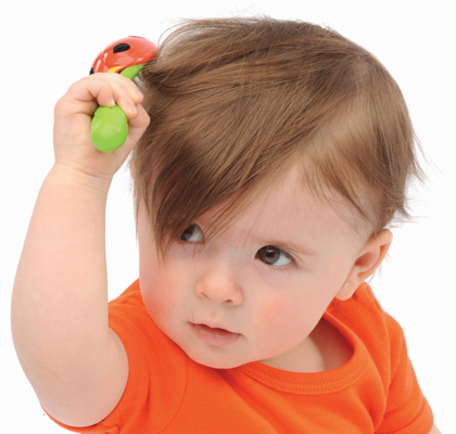 Что делать, если у ребенка выпадают волосы?