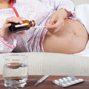 Простуда-во-время-беременности