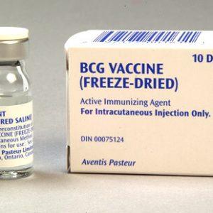 Прививка БЦЖ