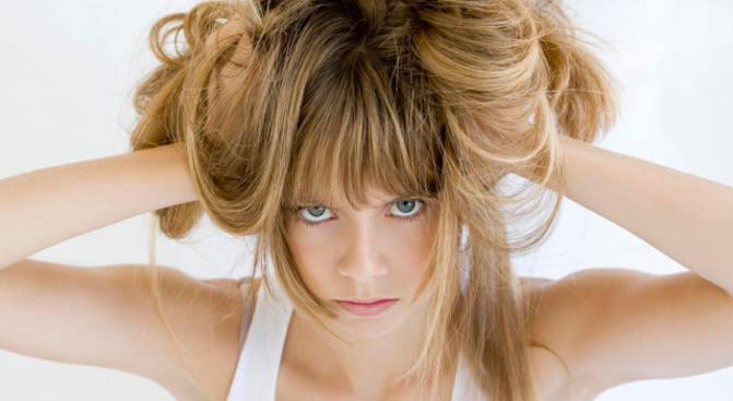 Как увлажнить кожу головы и волосы