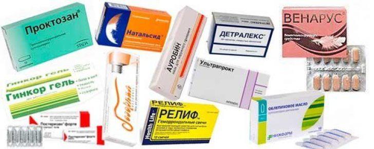 Лекарство от внутренний геморрой у мужчин